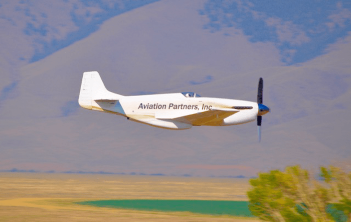 Voodoo P51 World Speed Record for Piston Engine Propeller Driven Airplane Set by Steve Hinton Jr.